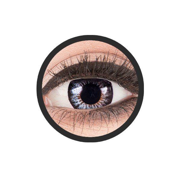 Big Eyes avond grijs kleurlenzen