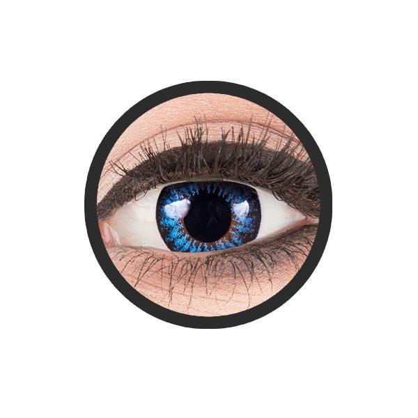 Big Eyes cool blauw kleurlenzen
