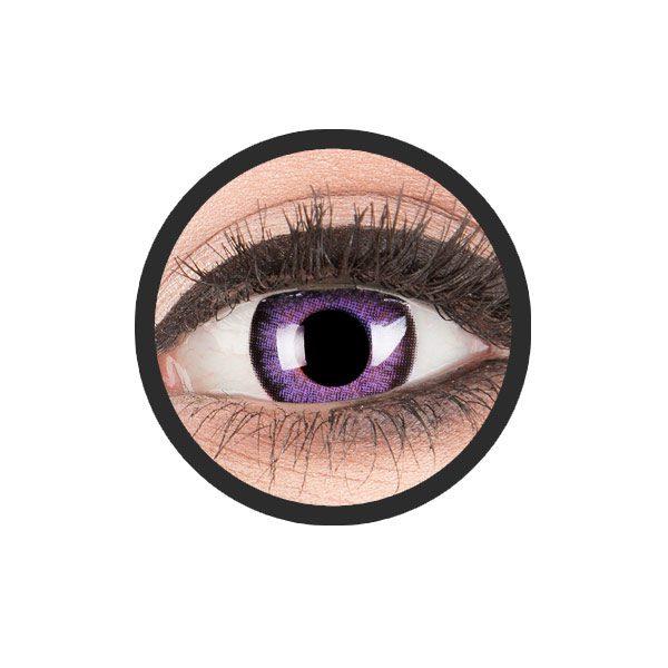 Big Eyes violet kleurlenzen