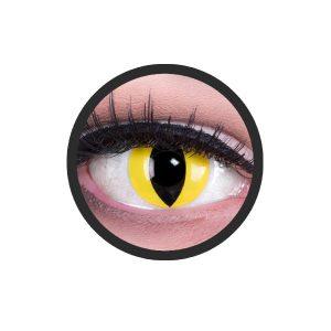 Crazy cat eye kleurlenzen