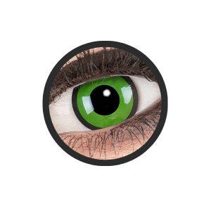 Groen zwarte kleurlenzen