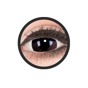 Sclera blackout lenzen 17mm
