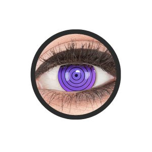Violet rinnegan kleurlenzen